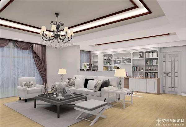 每个人对家的设计装潢欣赏角度都不一样,有人喜欢高贵奢华,有人喜欢中式韵味,有人喜欢简约大美。 今年流行简约化的设计风格,如简欧风。 以简欧式风格为主,现代感为辅,简约现代的家具,线形流动的变化,让每一个置身其中的人都能感受到家居的浪漫温馨。  以白色为主色调,家具摒弃古典欧式风格过于复杂的肌理和装饰,吸收现代风格的有点,简化了线条,凸显简洁美。